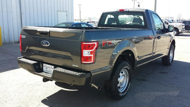 2018 F-150 Regular Cab 4x4,  Pickup #28703 - photo 7