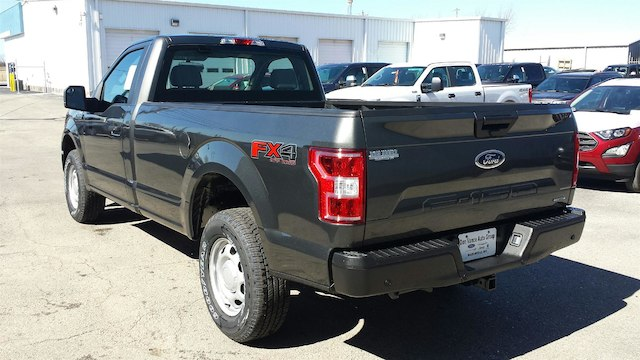 2018 F-150 Regular Cab 4x4,  Pickup #28703 - photo 2