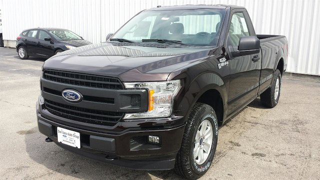 2018 F-150 Regular Cab 4x4,  Pickup #28726 - photo 3