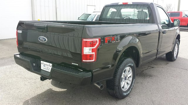 2018 F-150 Regular Cab 4x4,  Pickup #28726 - photo 7