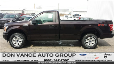 2018 F-150 Regular Cab 4x4,  Pickup #28726 - photo 1
