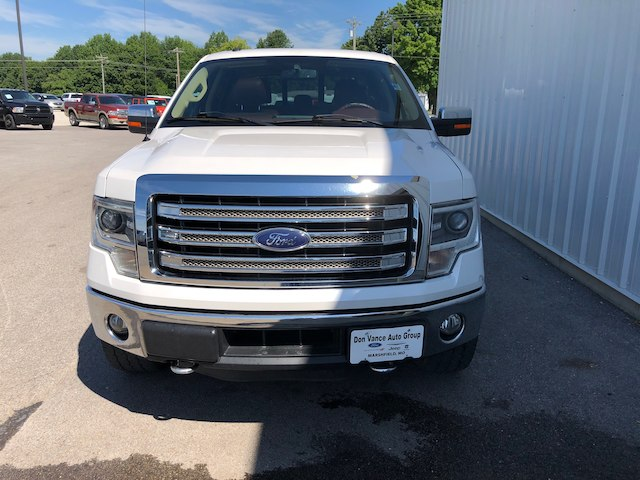 2014 F-150 SuperCrew Cab 4x4,  Pickup #28732A - photo 4