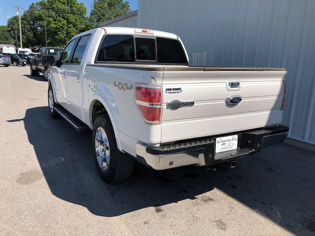 2014 F-150 SuperCrew Cab 4x4,  Pickup #28732A - photo 7