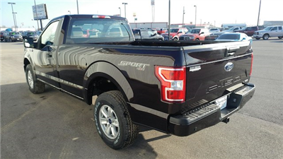 2018 F-150 Regular Cab 4x4,  Pickup #28758 - photo 2