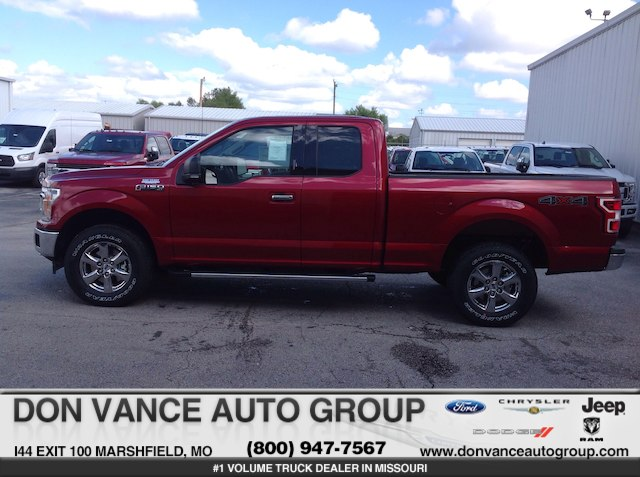 2018 F-150 Super Cab 4x4,  Pickup #28783 - photo 1