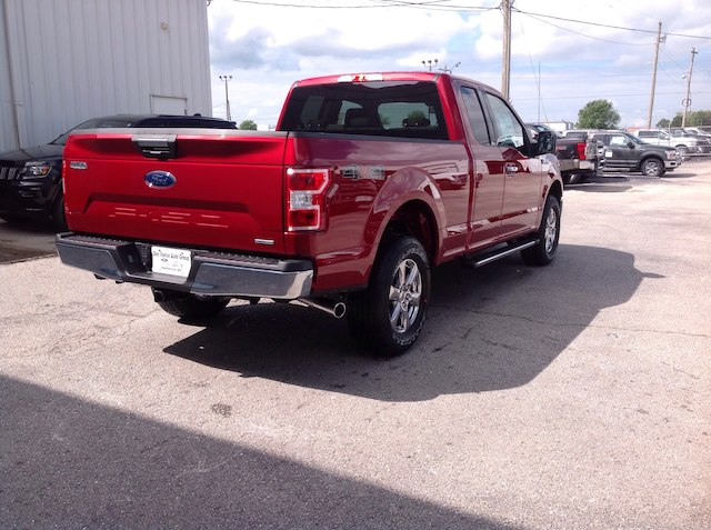 2018 F-150 Super Cab 4x4,  Pickup #28783 - photo 7