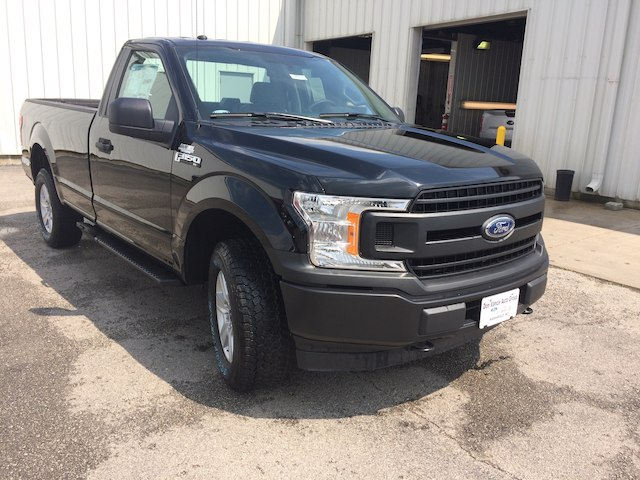 2018 F-150 Regular Cab 4x4,  Pickup #28924 - photo 5