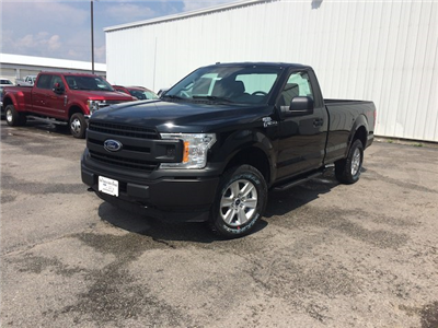 2018 F-150 Regular Cab 4x4,  Pickup #28924 - photo 3