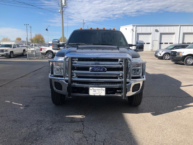 2016 F-550 Crew Cab DRW 4x4,  Platform Body #29037A - photo 7