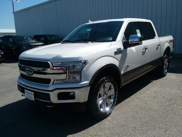 2018 F-150 SuperCrew Cab 4x4,  Pickup #29062 - photo 3