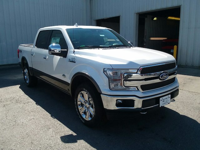 2018 F-150 SuperCrew Cab 4x4,  Pickup #29062 - photo 5