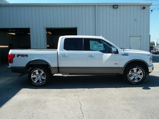 2018 F-150 SuperCrew Cab 4x4,  Pickup #29062 - photo 6