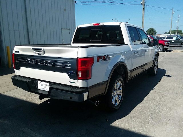 2018 F-150 SuperCrew Cab 4x4,  Pickup #29062 - photo 7