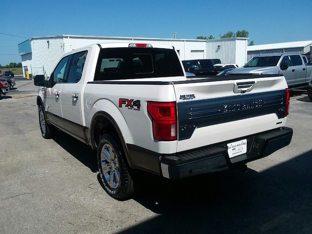 2018 F-150 SuperCrew Cab 4x4,  Pickup #29062 - photo 2