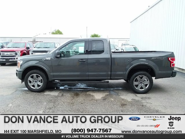 2018 F-150 Super Cab 4x4,  Pickup #29124 - photo 1
