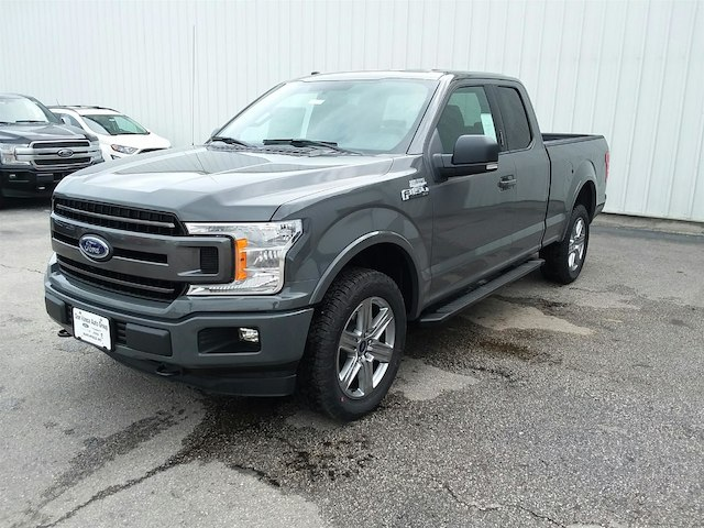 2018 F-150 Super Cab 4x4,  Pickup #29124 - photo 4