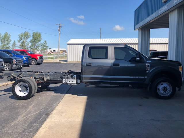 2017 F-550 Crew Cab DRW 4x4,  Cab Chassis #29170A - photo 5