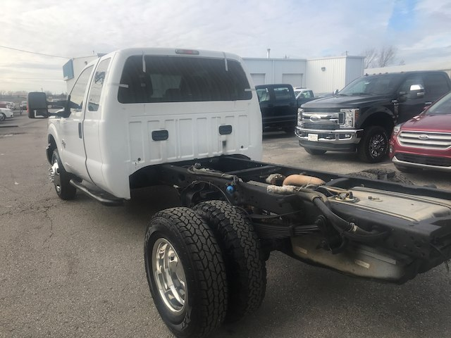 2012 F-350 Super Cab DRW 4x4,  Cab Chassis #29286A - photo 2