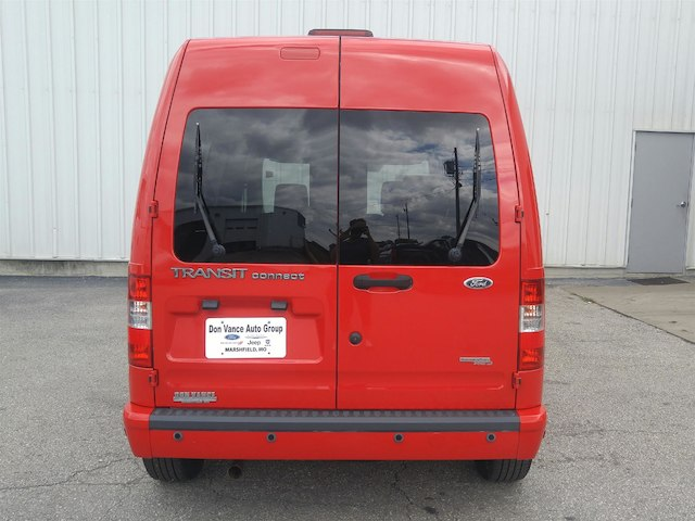 2010 Transit Connect 4x2,  Empty Cargo Van #29315A - photo 4