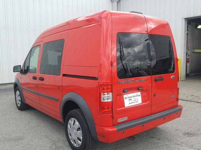 2010 Transit Connect 4x2,  Empty Cargo Van #29315A - photo 2