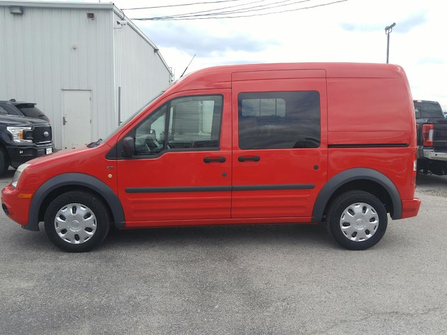 2010 Transit Connect 4x2,  Empty Cargo Van #29315A - photo 5