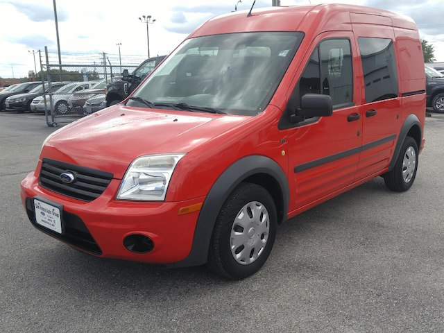 2010 Transit Connect 4x2,  Empty Cargo Van #29315A - photo 6
