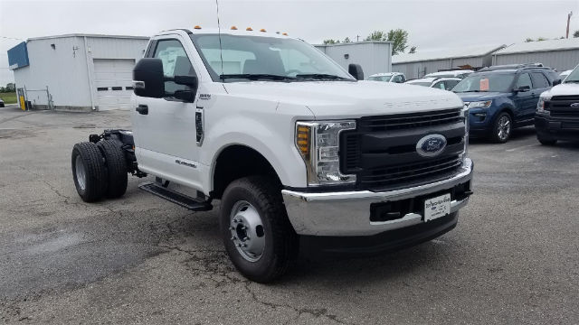 2019 F-350 Regular Cab DRW 4x4,  Cab Chassis #29326 - photo 5