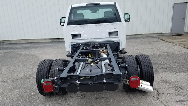 2019 F-350 Regular Cab DRW 4x4,  Cab Chassis #29326 - photo 2