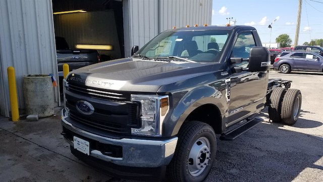 2019 F-350 Regular Cab DRW 4x4,  Cab Chassis #29348 - photo 3
