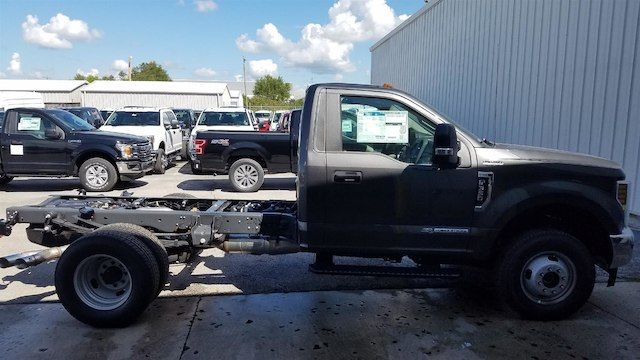 2019 F-350 Regular Cab DRW 4x4,  Cab Chassis #29348 - photo 6