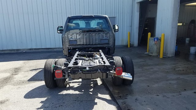 2019 F-350 Regular Cab DRW 4x4,  Cab Chassis #29348 - photo 8