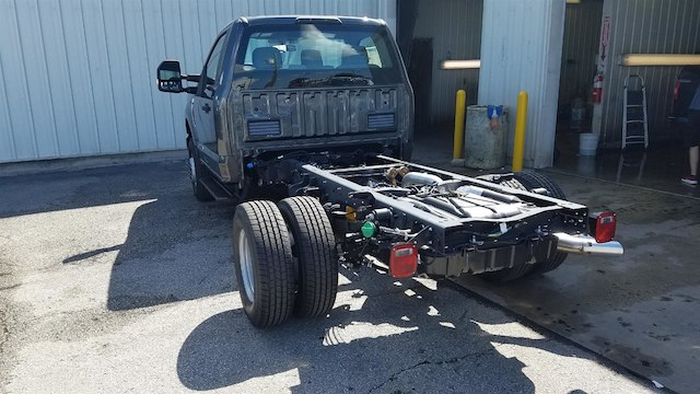 2019 F-350 Regular Cab DRW 4x4,  Cab Chassis #29348 - photo 2