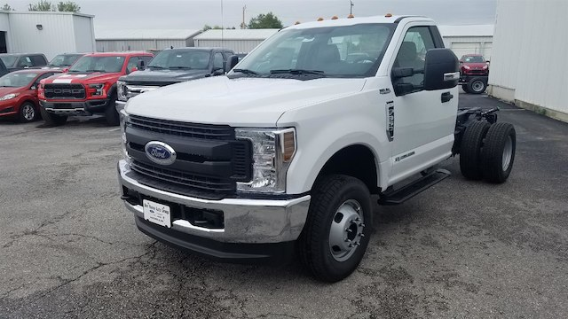 2019 F-350 Regular Cab DRW 4x4,  Cab Chassis #29408 - photo 3