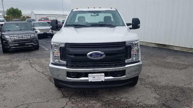 2019 F-350 Regular Cab DRW 4x4,  Cab Chassis #29408 - photo 4
