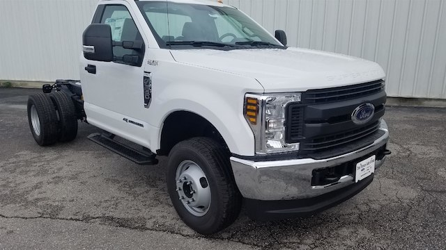 2019 F-350 Regular Cab DRW 4x4,  Cab Chassis #29408 - photo 5