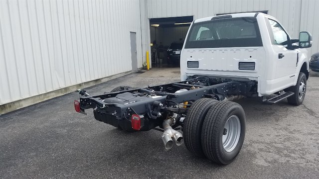 2019 F-350 Regular Cab DRW 4x4,  Cab Chassis #29408 - photo 7