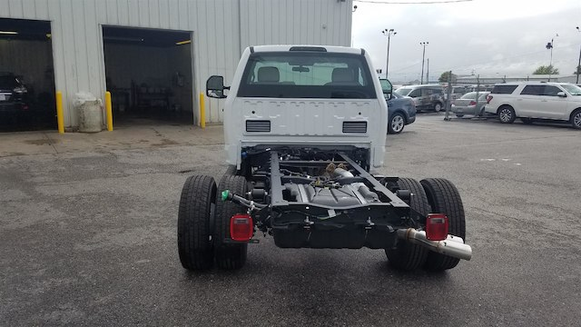 2019 F-350 Regular Cab DRW 4x4,  Cab Chassis #29408 - photo 8
