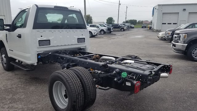 2019 F-350 Regular Cab DRW 4x4,  Cab Chassis #29408 - photo 2