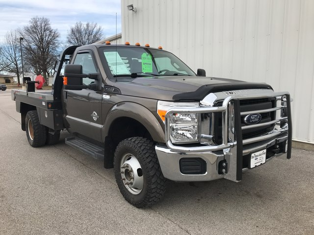 2016 F-350 Regular Cab DRW 4x4,  Cab Chassis #29425A - photo 2