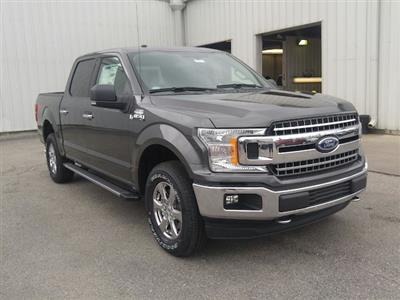 2018 F-150 SuperCrew Cab 4x4,  Pickup #29437 - photo 5