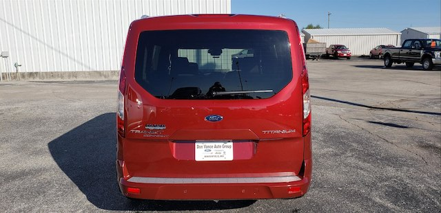 2019 Transit Connect 4x2,  Passenger Wagon #29446 - photo 8