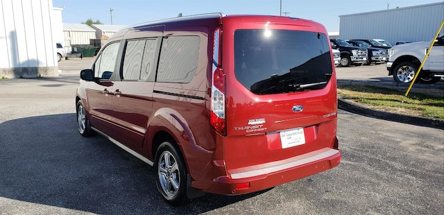 2019 Transit Connect 4x2,  Passenger Wagon #29446 - photo 2