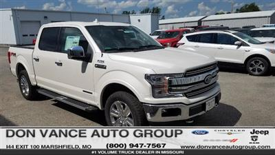 2018 F-150 SuperCrew Cab 4x4,  Pickup #29456 - photo 1