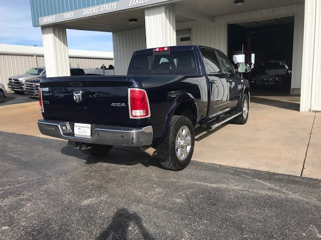 2014 Ram 3500 Crew Cab 4x4,  Pickup #29459A - photo 4