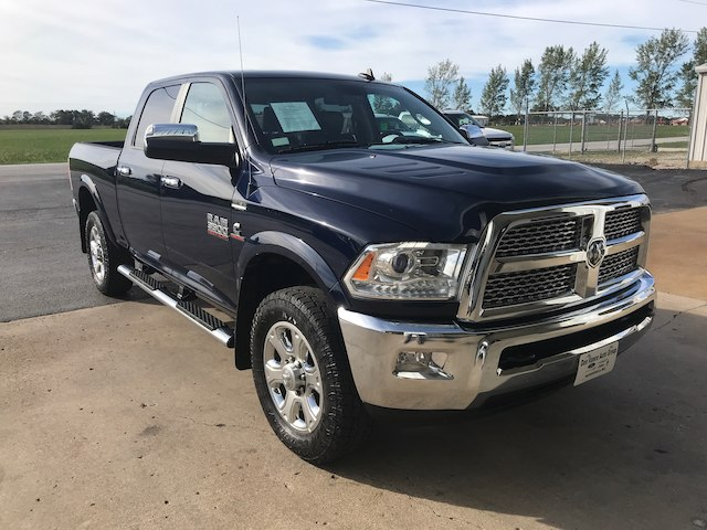 2014 Ram 3500 Crew Cab 4x4,  Pickup #29459A - photo 6
