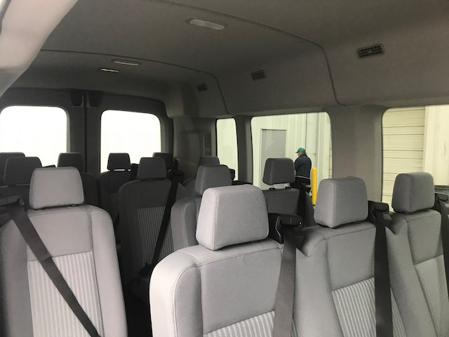 2019 Transit 350 Med Roof 4x2,  Passenger Wagon #29630 - photo 11