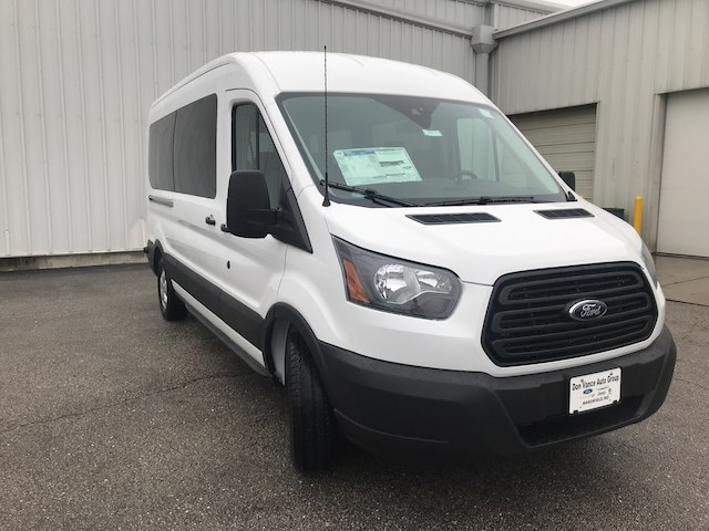 2019 Transit 350 Med Roof 4x2,  Passenger Wagon #29630 - photo 5