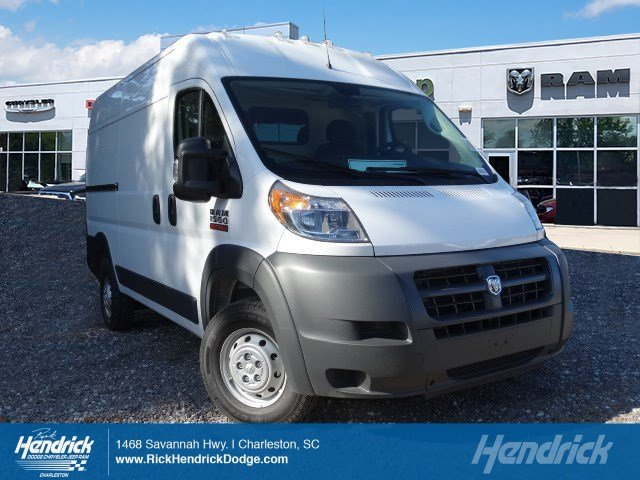 2018 ProMaster 1500 High Roof FWD,  Empty Cargo Van #180124 - photo 1
