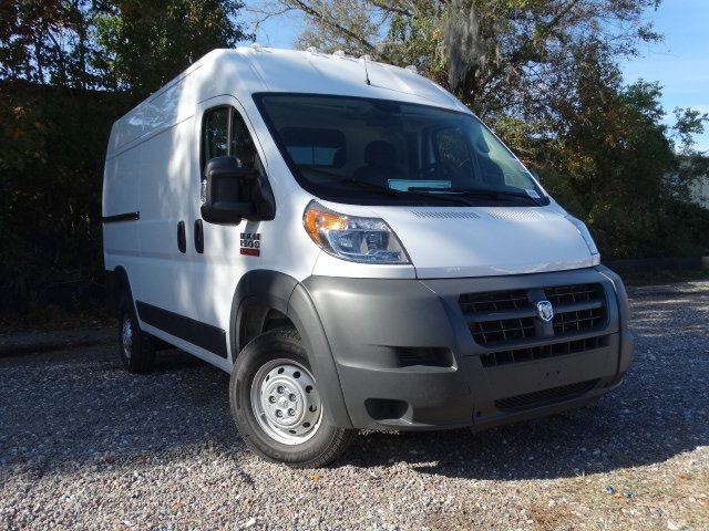 2018 ProMaster 1500 High Roof 4x2,  Upfitted Cargo Van #180124 - photo 4