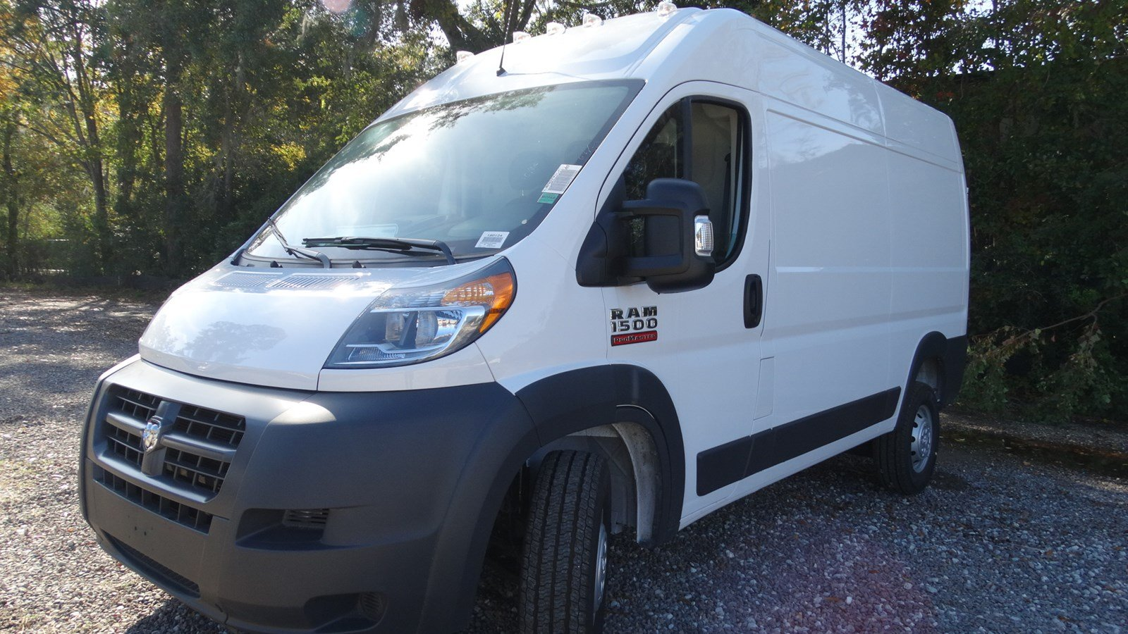 2018 ProMaster 1500 High Roof,  Upfitted Cargo Van #180124 - photo 12